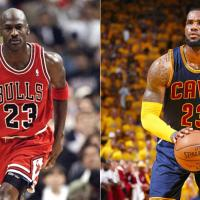 Lebron vs. Jordan Part 1: Opponents