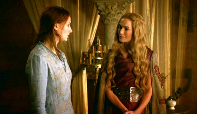game-of-thrones-sansa-sophie-turner-is-mentored-by-cersei-lena-headey-in-season-2-670x388