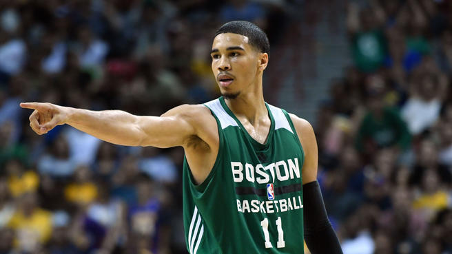 NBA: Summer League-Boston Celtics at Los Angeles Lakers