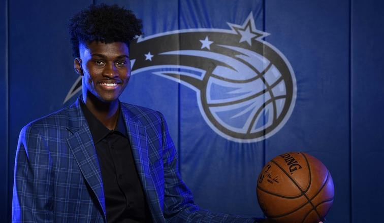 Orlando Magic 2017 Draft Picks Portraits