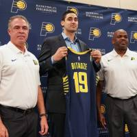 Pacers Player Profile: Goga Bitadze